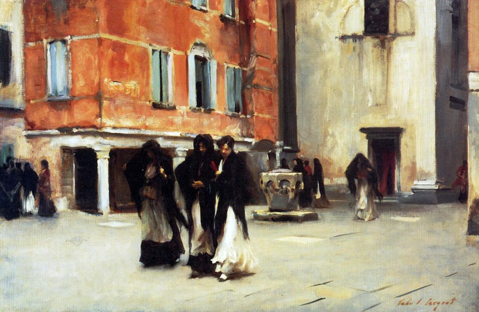 John_Singer_Sargent_leaving-church-campo-san-canciano-venice