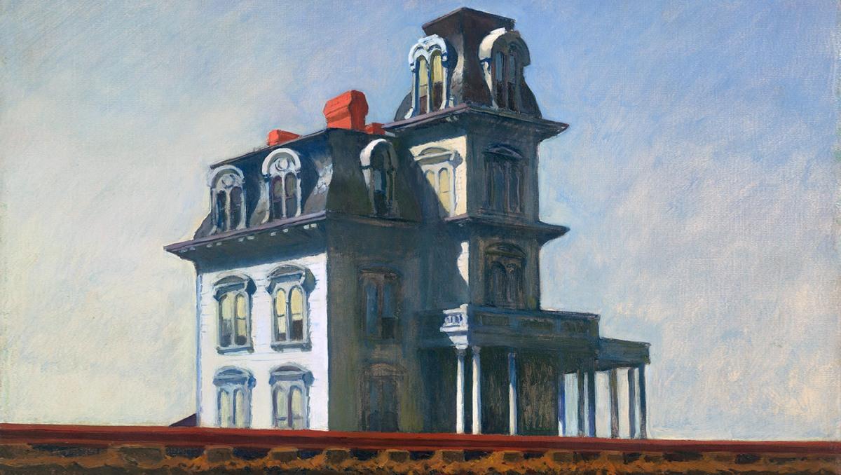 La Casa vicino alla ferrovia di Edward Hopper: perché ci affascina questo paesaggio inanimato?