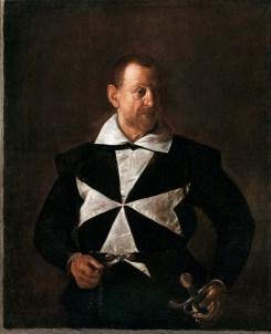 Ritratto di un cavaliere di Malta