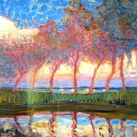 Le opere figurative di Piet Mondrian: la geometria invade i paesaggi
