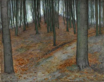 Piet Mondrian, Forest
