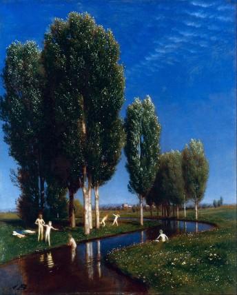Arnold_Böcklin_giorno-d'estate_1881