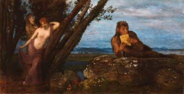 Arnold Böcklin, Sera d'estate, 1879.