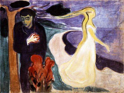Edvard Munch, Separazione