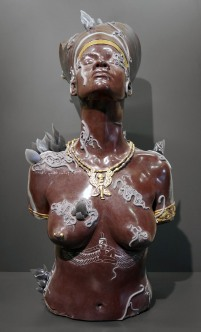 Testa di donna (Rihanna).