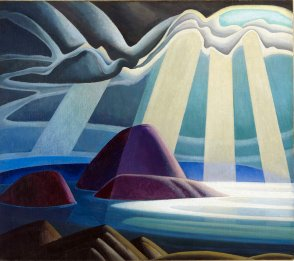 Lawren Harris, Lake Superior.