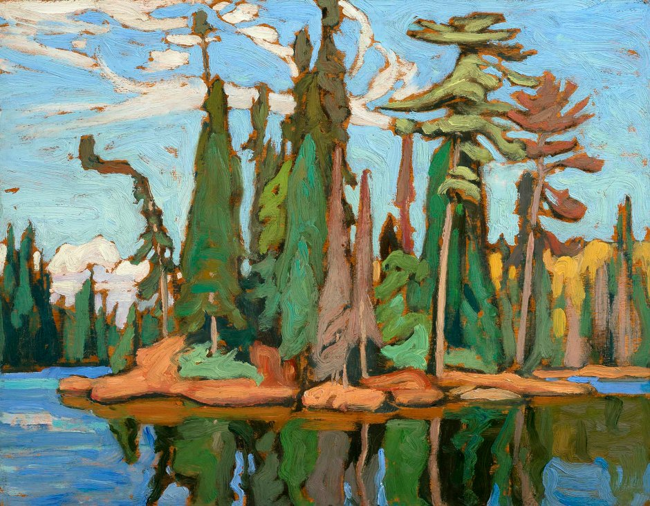 Lawren-Harris-Algoma-Sketch-48