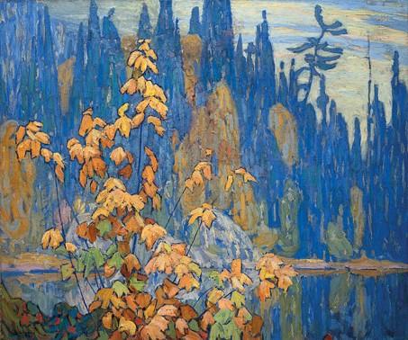 Lawren Harris, Autumn (Algoma).
