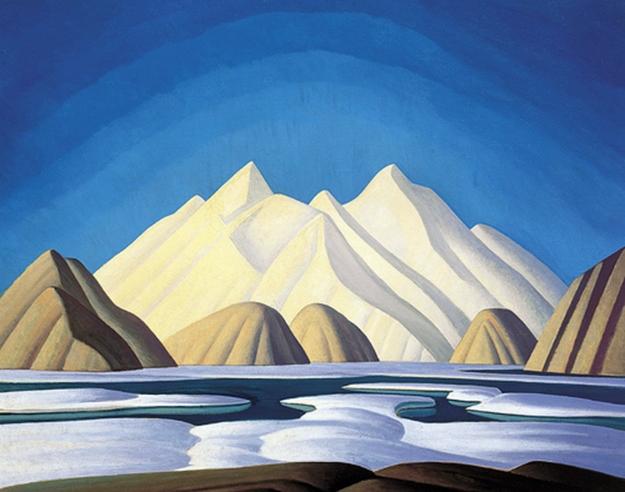 Lawren Harris, Baffin Island.