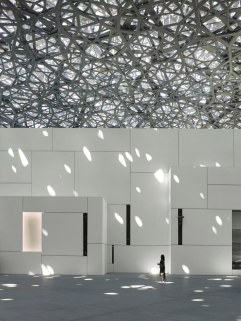Jean Nouvel, Louvre di Abu Dhabi, dal sito ufficiale: http://www.jeannouvel.com/projets/louvre-abou-dhabi-3/