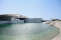Louvre di Abu Dhabi, Atelier Jean Nouvel. Reperita su: https://www.archdaily.com/883157/louvre-abu-dhabi-atelier-jean-nouvel
