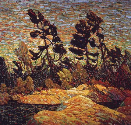 Tom Thomson, Summer Shore.