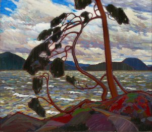 Tom Thomson, the west wind.