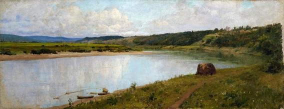 Vasilij Polenov, Auge anagoria, 1905.