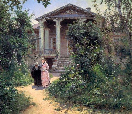 Vasily_Polenov_giardino-della-nonna-1878