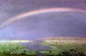 Archip Kuindzi, Arcobaleno, Chuvashia, 1897
