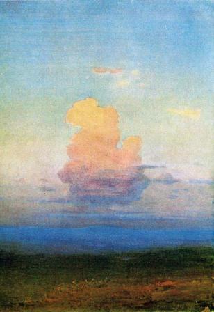 Archip Kuindzi,Nuvola, ante 1910