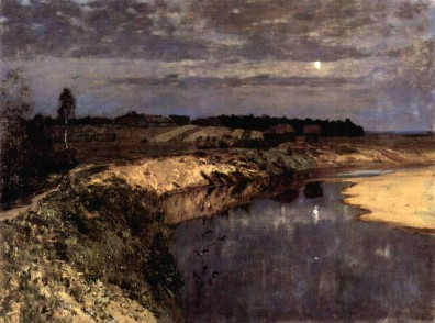 Isaak Levitan, 1898