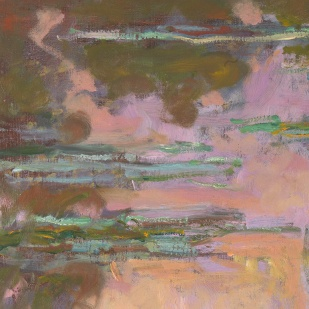 17_Claude Monet, Ninfee al tramonto, 1903, part1