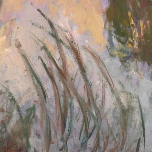 17_Claude Monet, Ninfee al tramonto, 1903, part2