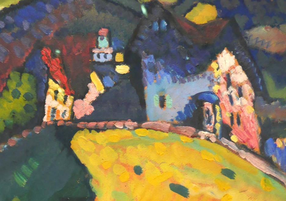 18_Vassily Kandinsky, Case a Murnau, 1909, part01