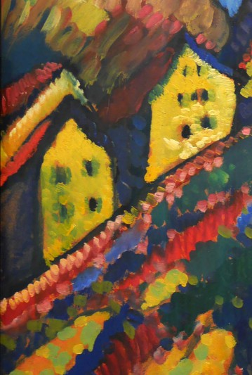 18_Vassily Kandinsky, Case a Murnau, 1909, part02
