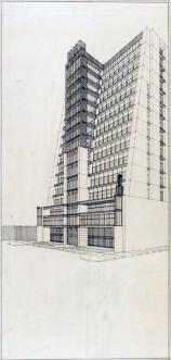 Antonio Sant'Elia, Edificio, 1914
