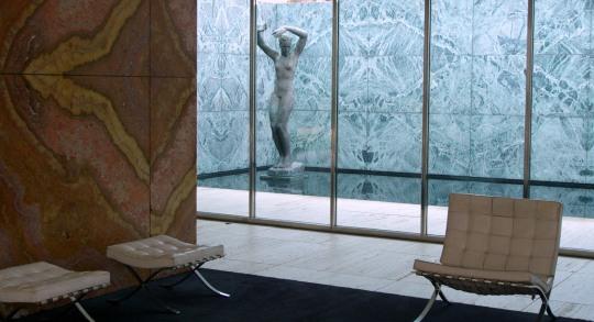 Ludwig Mies van der Rohe, Padiglione della Germania, Barcellona - https://commons.wikimedia.org/wiki/File:BCN_-_MIES_VAN_DER_ROHE_-_panoramio.jpg