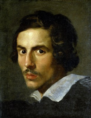 Gian Lorenzo Bernini, Autoritratto, 1623