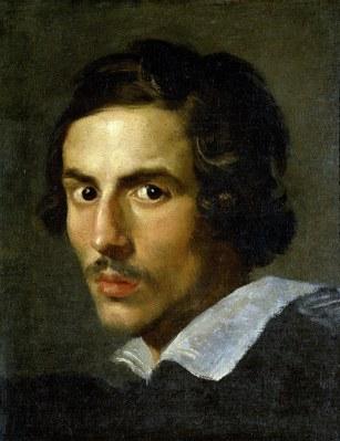 Gian Lorenzo Bernini, Autoritratto, 1623