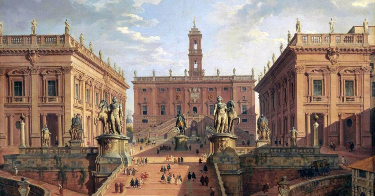 La Piazza del Campidoglio: 2000 anni di storia in uno spazio simbolico
