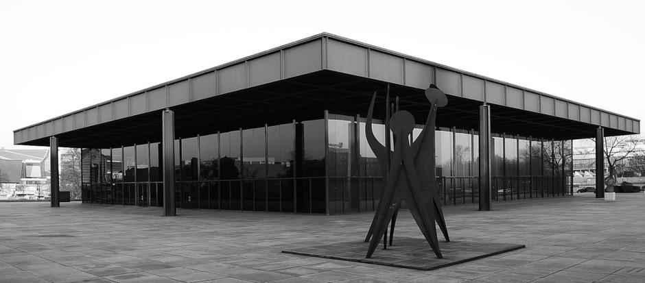 Ludwig-Mies-Van-der-Rohe, Neuenationalgalerie1