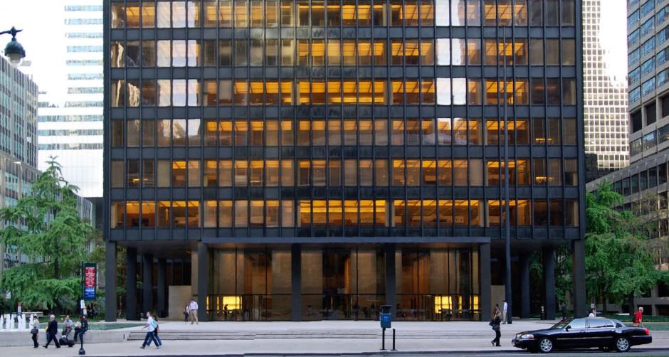 Ludwig-Mies-Van-der-Rohe, Seagram Building