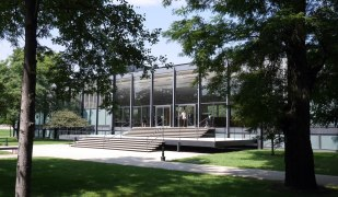 Ludwig Mies van der Rohe, Illinois Institute of Technology.