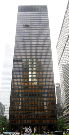 Ludwig Mies van der Rohe, Seagram building