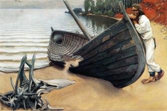 Akseli Gallen-Kallela, Purren valitus, 1907