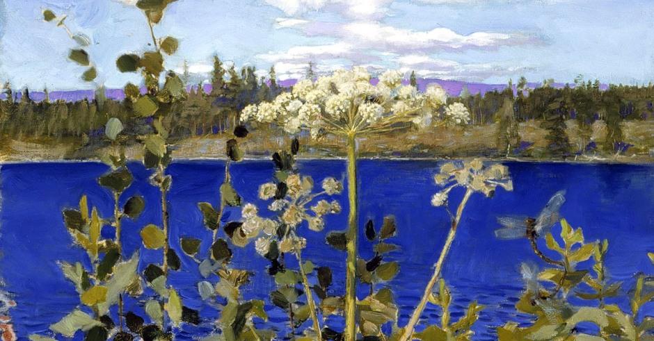 Akseli_Gallen-Kallela_-_Wild_Angelica_-1889-FB