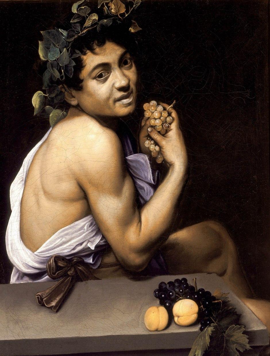 Caravaggio, Bacchino malato, 1593-94