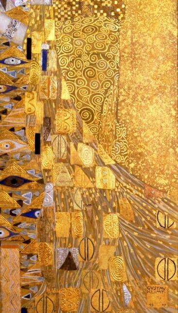 Gustav Klimt_Ritratto di Adele Bloch-Bauer I_1907-PART2