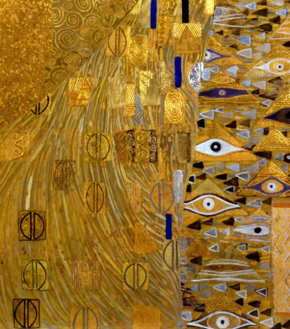Gustav Klimt_Ritratto di Adele Bloch-Bauer I_1907-PART3
