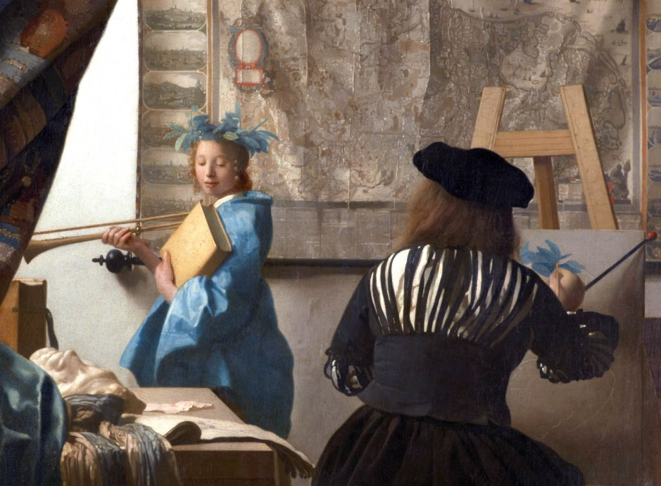 Jan_Vermeer_allegoria della pittura-1666-part