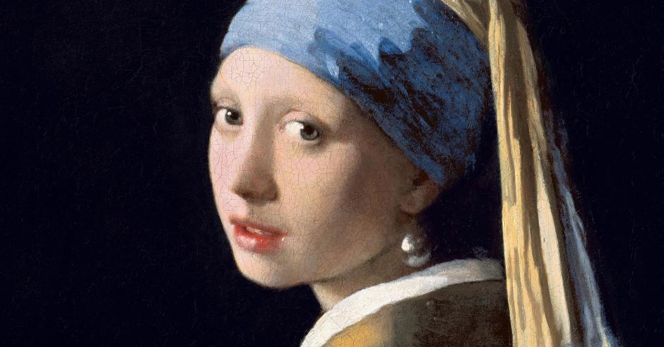 Johannes Vermeer, Ragazza col turbante-1665-FB