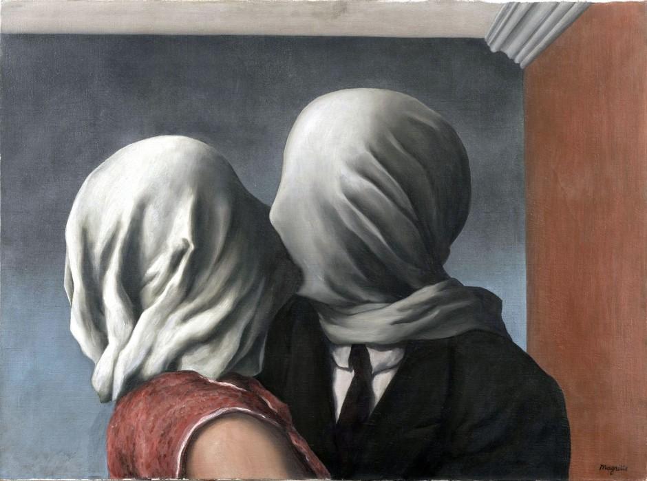 René Magritte, Gli amanti