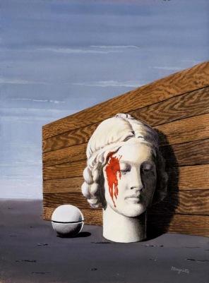 René Magritte, Memoria, 1940