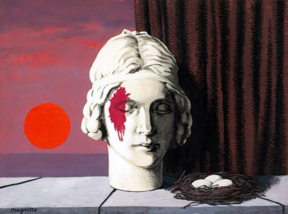 René Magritte, Memoria, 1944