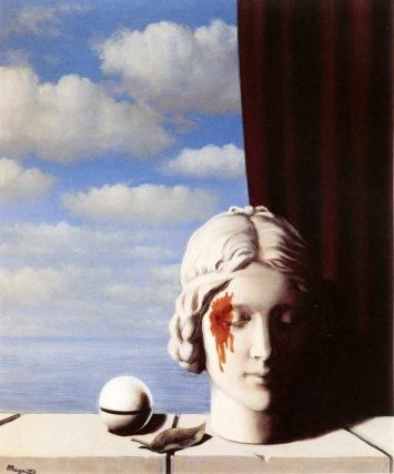 René Magritte, Memoria, 1948