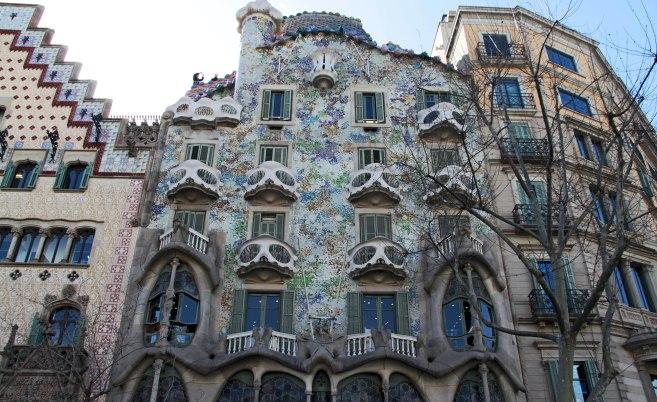 Antoni Gaudì, Casa Battlò-2
