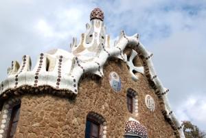 Antoni Gaudì Parc Güell ingresso img