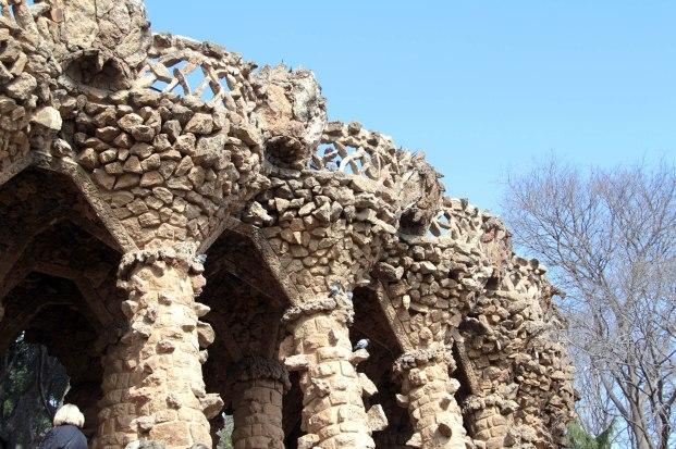 Antoni Gaudì, Parc Guell 3