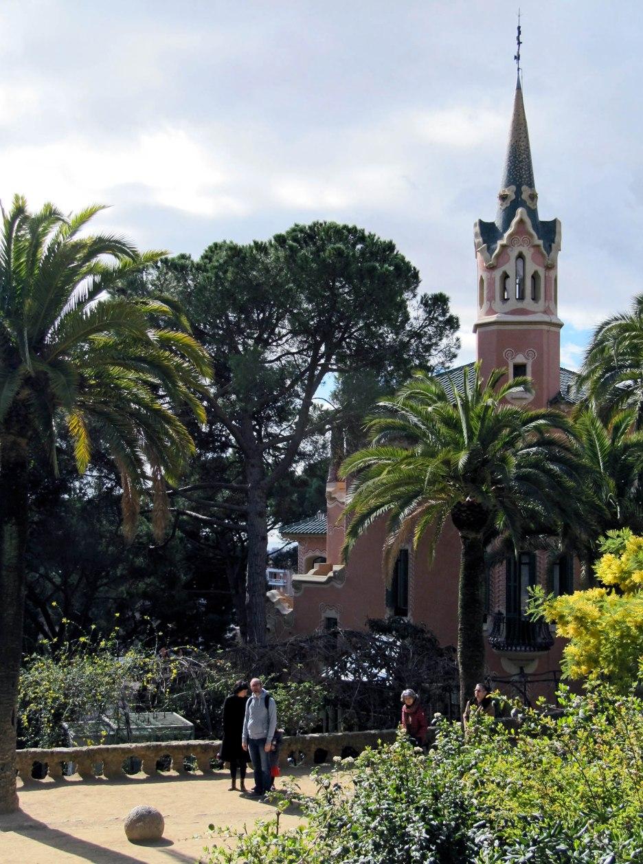 Antoni Gaudì Parc Güell img